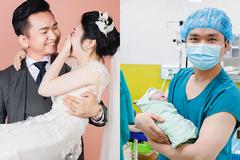 MC Hạnh Phúc VTV xúc động nghẹn ngào đón con gái đầu lòng