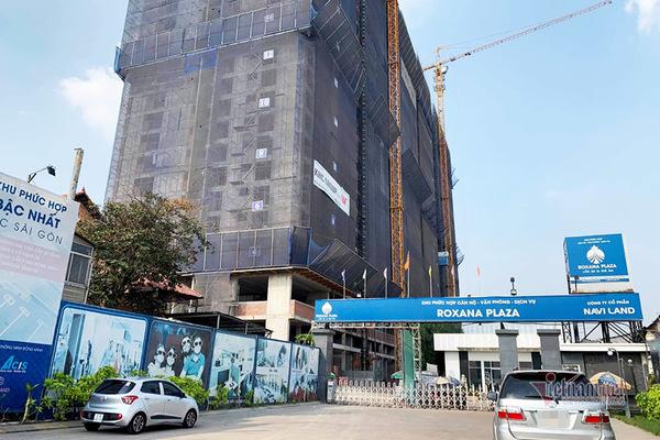 Khúc mắc chuyển nhượng dự án, khách mua căn hộ Roxana Plaza nguy cơ trắng tay