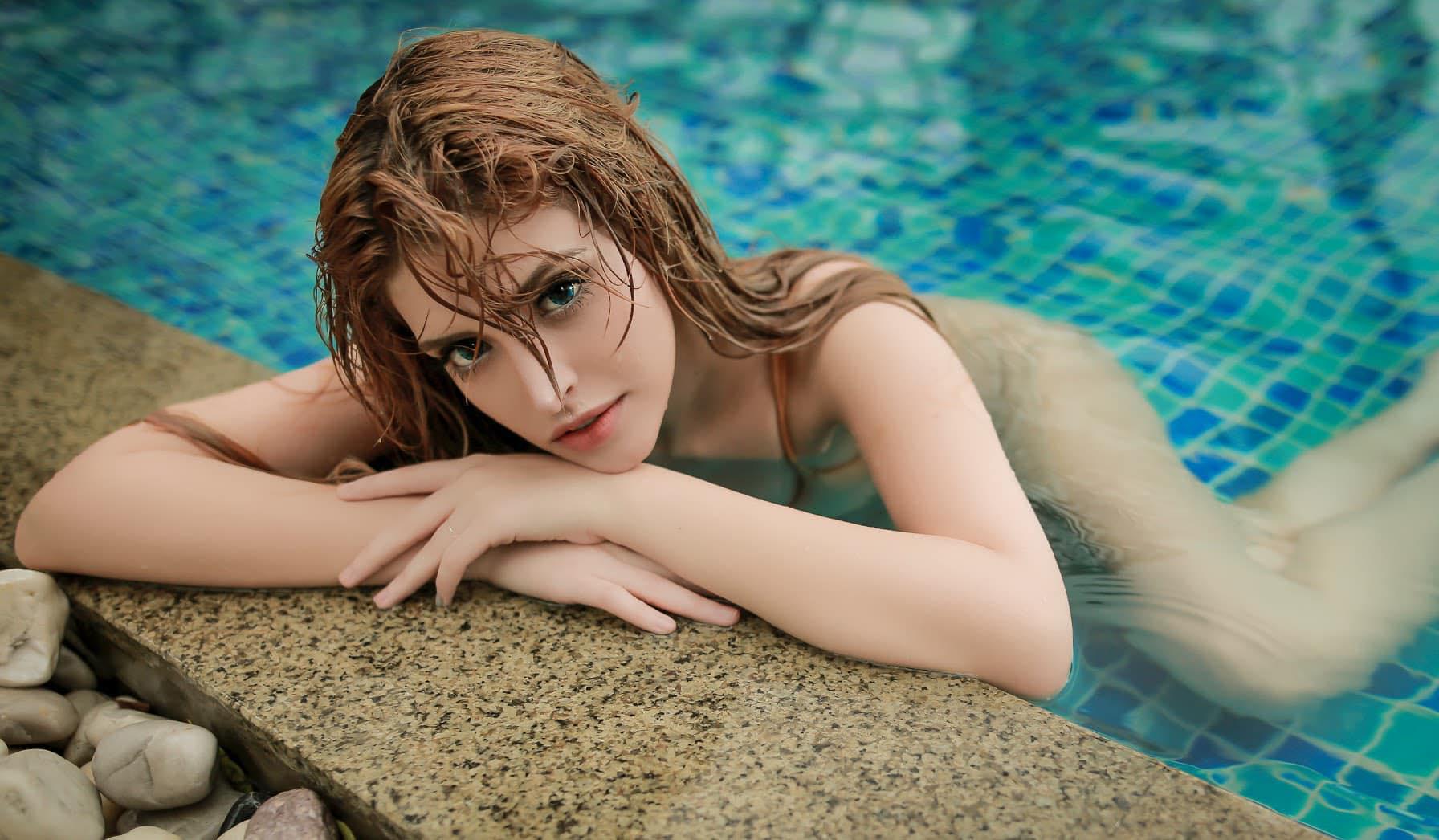 Vẻ nóng bỏng của mẫu Tây Andrea Aybar