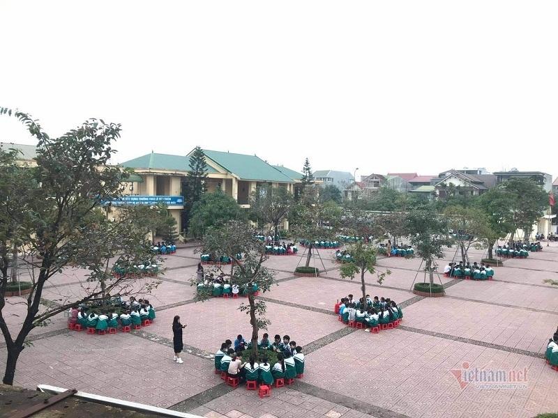 Trường học ở Hà Tĩnh có tỉ lệ đỗ chuyên trên 70%, nhiều thủ khoa, á khoa