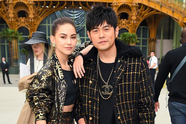 Châu Kiệt Luân kiếm nghìn tỷ đồng vẫn hết mực yêu chiều vợ kém 14 tuổi
