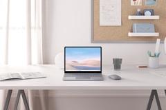 Microsoft ra mắt Surface Pro 7+, Surface Laptop Go, Surface Go 2