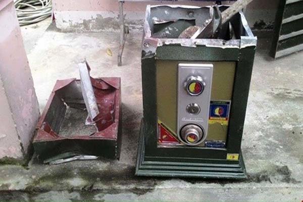Đại gia ở Gò Vấp trình báo mất trộm két sắt chứa 2,2 tỷ đồng