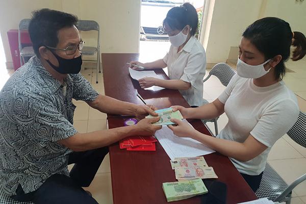 Hà Nội: Lao động tự do được hỗ trợ một lần 1,5 triệu đồng/người