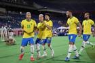 Richarlison lập hat-trick, Olympic Brazil đè bẹp Đức