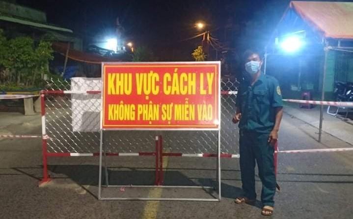 Khởi tố nam thanh niên ở Bình Định đánh cán bộ làm việc tại chốt kiểm dịch