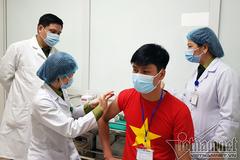 Đề xuất xem xét cấp phép khẩn cấp vắc xin Nanocovax
