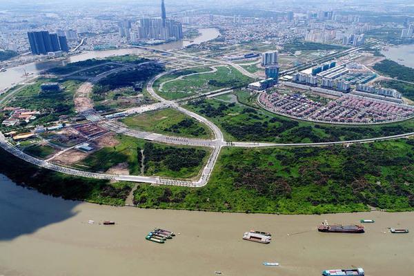 Thanh tra Chính phủ: 5 khu phố thuộc 3 phường nằm trong ranh KĐTM Thủ Thiêm