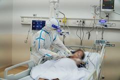 Trạm Y tế phường cứu thành công F0 cách ly tại nhà suy hô hấp