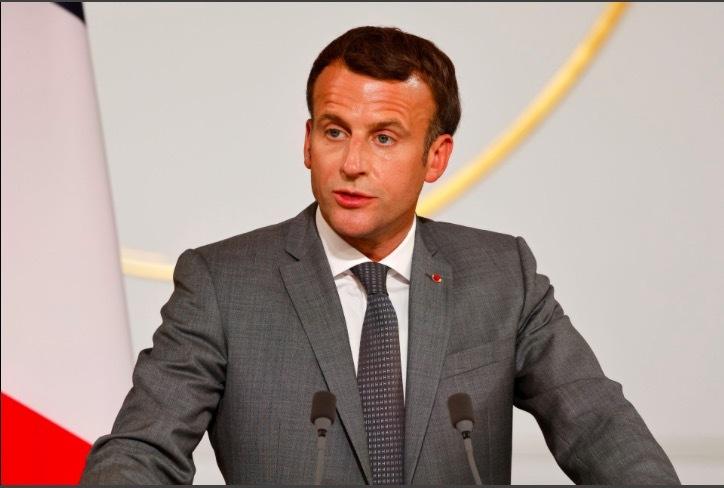 Tổng thống Pháp đổi điện thoại vì phần mềm gián điệp Israel