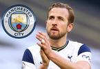 Tottenham bán Harry Kane cho Man City với giá kỷ lục