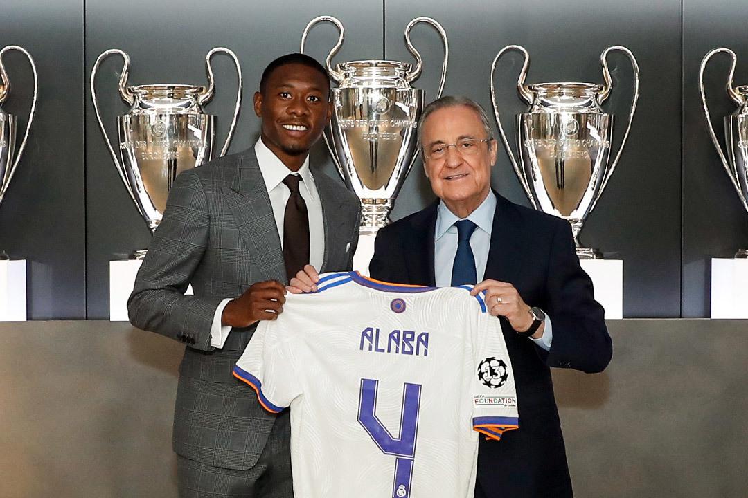 David Alaba, thay Sergio Ramos, nhịp thở mới của Real Madrid