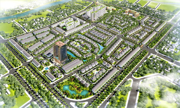 Eco Garden - đô thị sinh thái trong lòng cố đô Huế