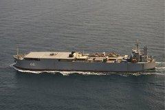 Tàu quân sự Iran đang tiến về lãnh hải Nga qua Biển Baltic