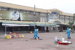 Phú Yên thêm 19 ca dương tính nCoV, truy vết người đến các chợ