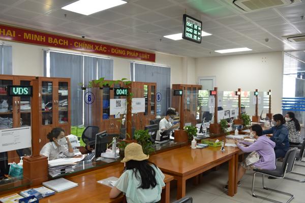 BHXH Việt Nam đẩy mạnh cải cách hành chính trong dịch Covid-19