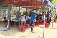 Bình Định cách ly tại nhà ít nhất 14 ngày đối với người về từ Hà Nội