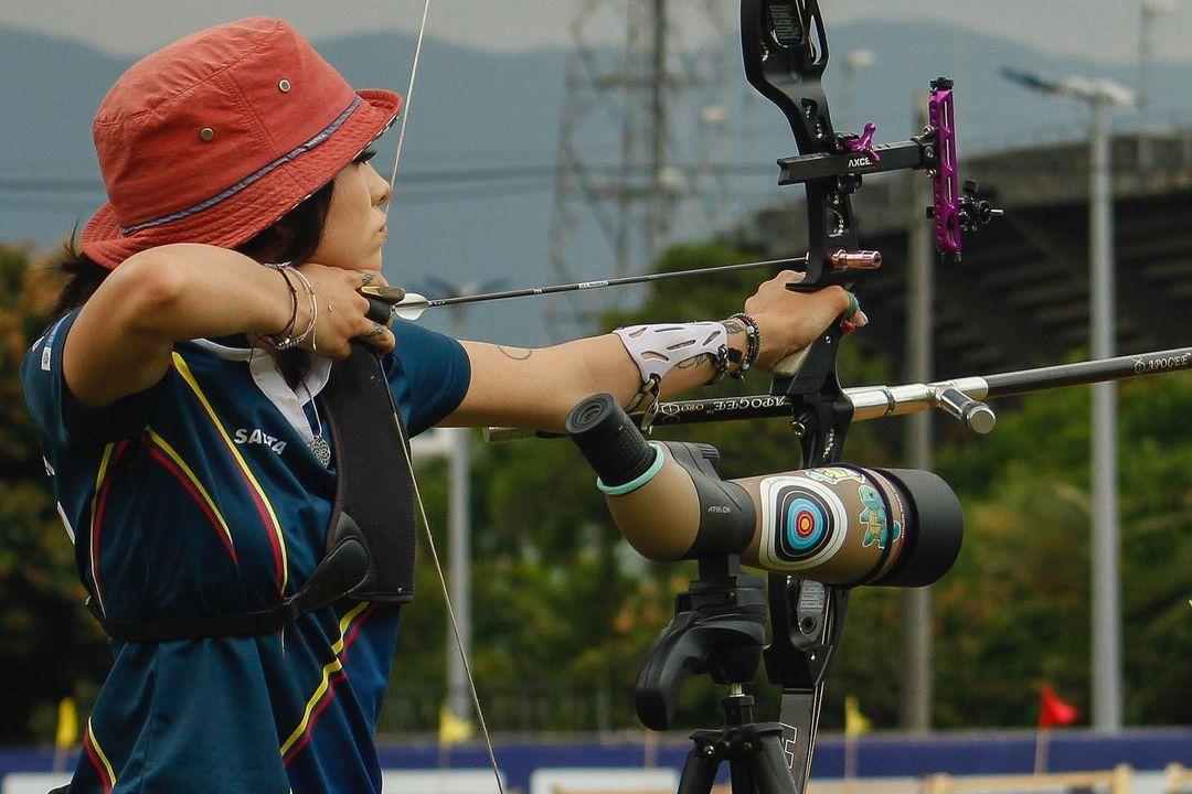 Nhan sắc vạn người mê của nữ cung thủ 10X tại Olympic Tokyo