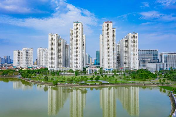 An Bình City - chốn an cư yên bình phía tây bắc Thủ đô