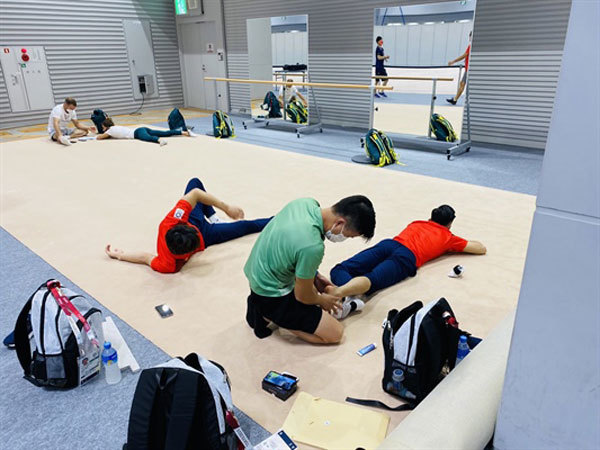 Vietnamese gymnasts to compete at first Olympics in Tokyo