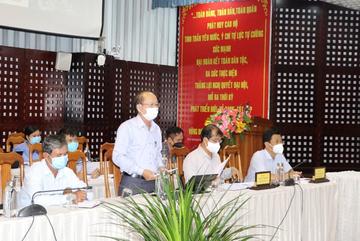137 doanh nghiệp nỗ lực thực hiện'3 tại chỗ'trong các KCN Tây Ninh