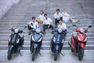 Kymco chinh phục phân khúc xe máy 50cc ở Việt Nam