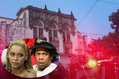 Biệt thự 55 tỷ của Beyoncé bị kẻ gian đốt cháy