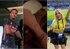 Sao Real Madrid cặp với người yêu cũ Neymar