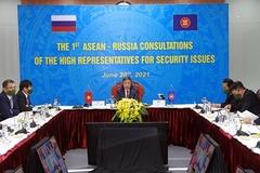 Hội nghị tham vấn về an ninh ASEAN - Nga