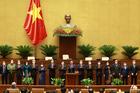 Nhân sự lãnh đạo các cơ quan của Quốc hội