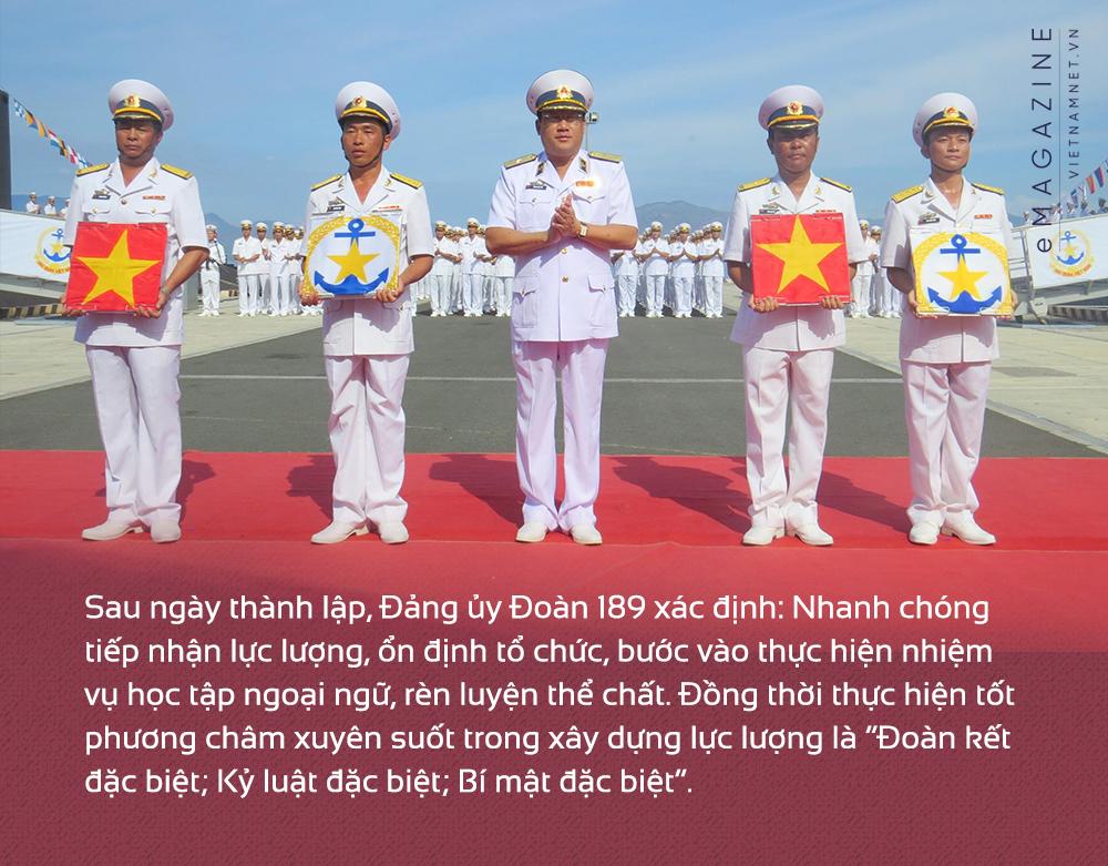 Tàu Ngầm,Lữ đoàn tàu ngầm