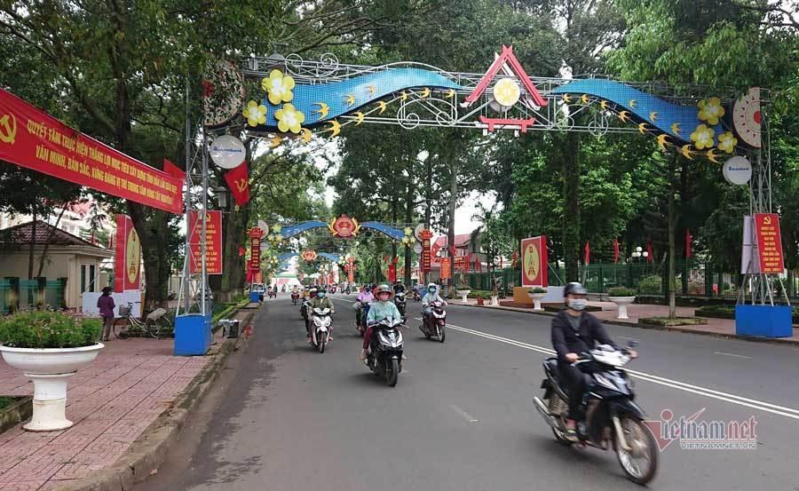 Đắk Lắk: TP Buôn Ma Thuột và huyện Cư Kuin giãn cách xã hội theo Chỉ thị 16