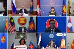 Đẩy nhanh và sớm hoàn tất soạn thảo Kế hoạch hành động toàn diện ASEAN-Nga 2021-2025