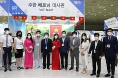 Hàng Việt chất lượng cao tiếp cận thị trường Hàn Quốc