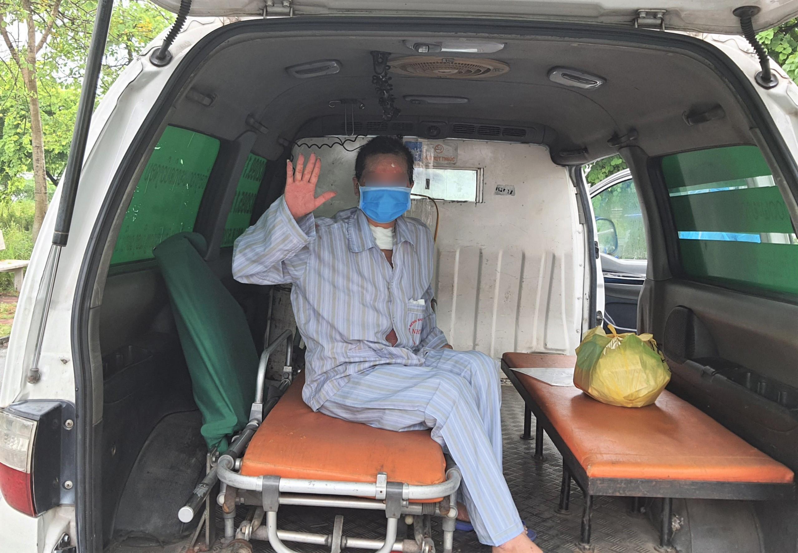Thai phụ mắc Covid-19 từng nguy kịch đã khỏe mạnh xuất viện
