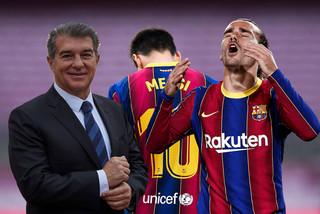 Barca điêu đứng: Messi bị xóa tên và gánh nặng Griezmann