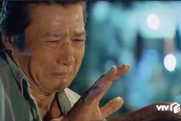 Cảnh phim xúc động của Công Lý, Võ Hoài Nam, Phương Oanh