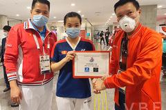 Khởi đầu thuận lợi, Thuỳ Linh nhận thưởng nóng ở Olympic Tokyo