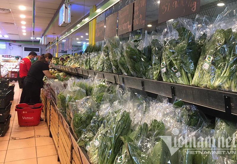 Corona ra chợ, F0 vào siêu thị: Xoay tính chuyện mua bán cho 10 triệu dân