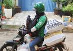 Hướng dẫn cho 'shipper' giao nhận hàng hóa thiết yếu ở Hà Nội