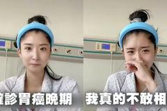 Hoa hậu Trung Quốc sốc vì ung thư giai đoạn cuối ở tuổi 27
