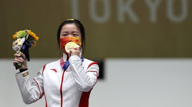 HCV đầu tiên của Olympic Tokyo đã có chủ