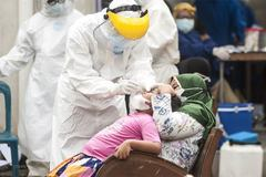 Indonesia lại xô đổ kỷ lục Covid-19, Mỹ dẫn đầu số ca nhiễm mới