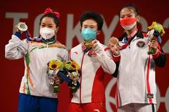 Nữ đô cử 19 tuổi giành huy chương đầu tiên cho Đông Nam Á