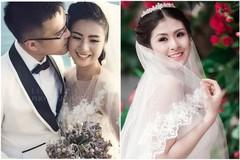 Hoa hậu Ngọc Hân tiết lộ ảnh cưới