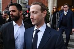 Facebook chi số tiền khổng lồ để bảo vệ Mark Zuckerberg