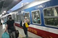 Đường sắt ngừng đón trả khách tại ga Hà Nội