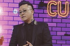 BTV Quốc Khánh, Tuấn Hưng xúc động nghẹn ngào trên sóng VTV