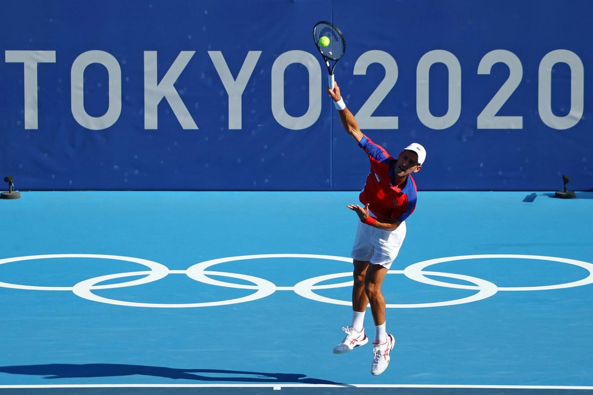 Novak Djokovic và giấc mơ vàng Olympic Tokyo 2020