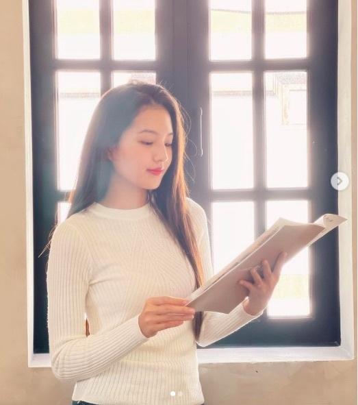Hotgirl Ngoại thương xuất hiện trong 'Hương vị tình thân' phần 2